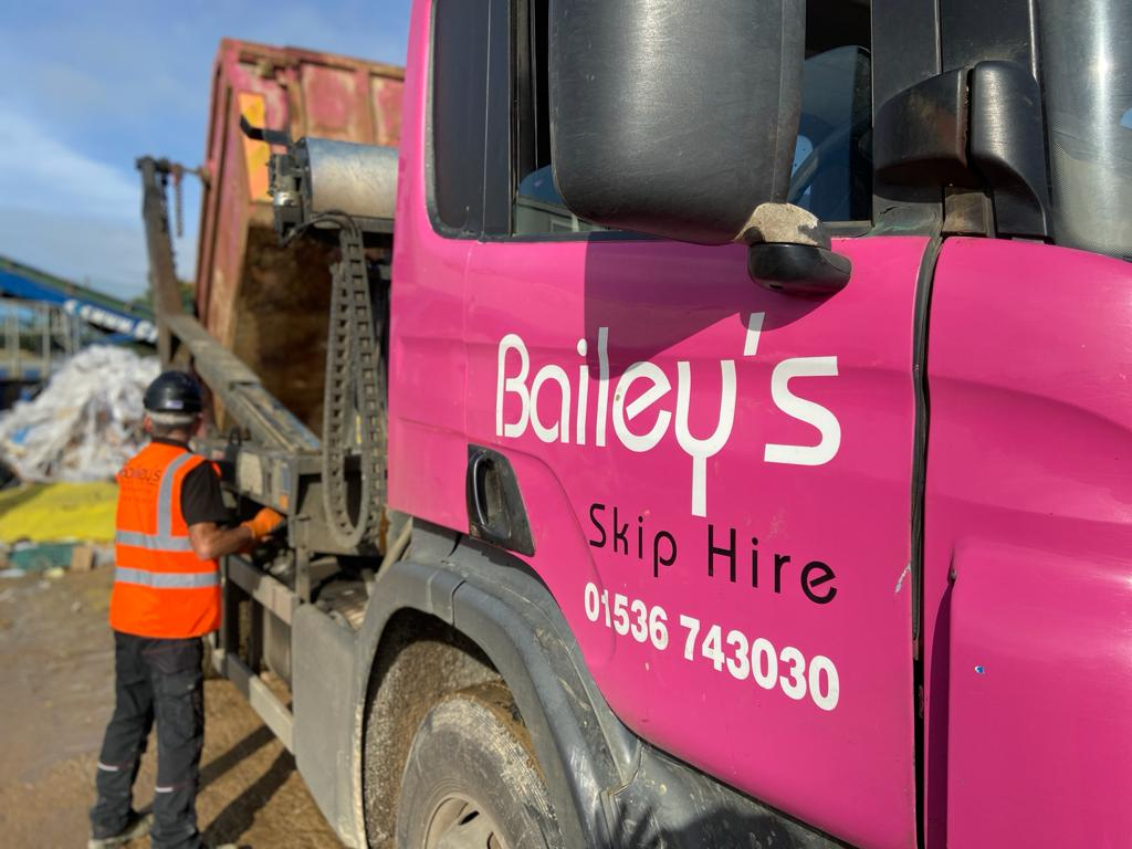 Bailey's Skip Hire and Recycling