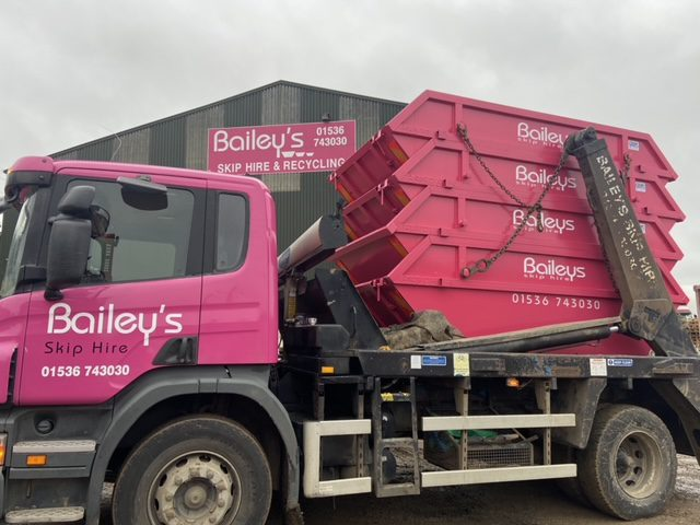 raunds skip hire